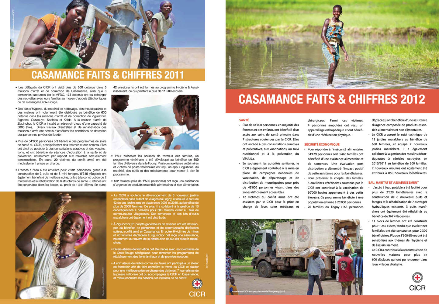 Casamance facts brochure 2011, 2012